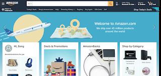 Cara Berjualan di Amazon, Salah Satu E-Commerce Kelas Dunia