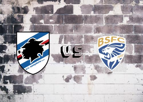 Sampdoria vs Brescia   Resumen