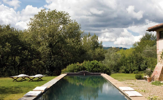 il fienile bed and breakfast en la toscana chicanddeco