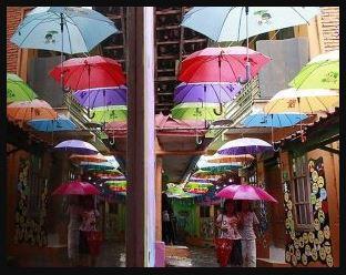 lorong payung