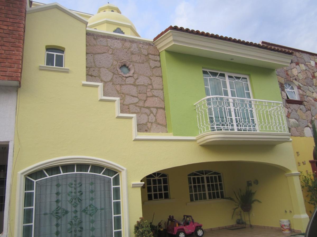 Pintura exterior para casas pintar o exterior da casa uma - Pintura exterior colores ...
