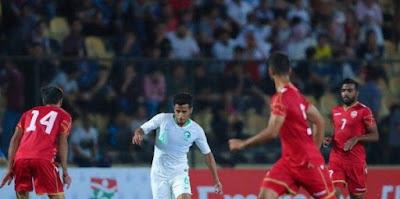مباراة العراق والبحرين ضمن مباريات بطولة اتحاد غرب آسيا 2019