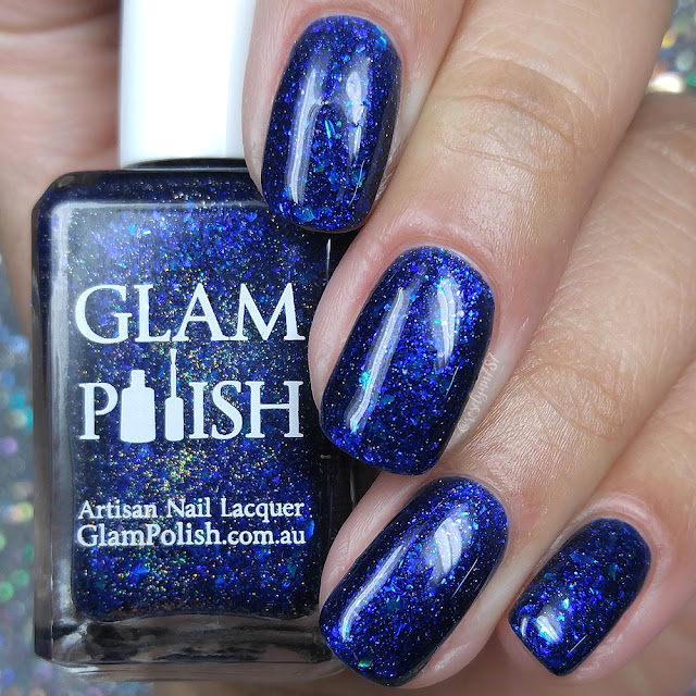 Glam Polish - I Move The Stars For No One