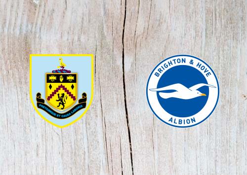 Burnley vs Brighton - Highlights 08 December 2018