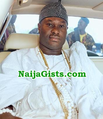Image result for ogunwusi naijagists