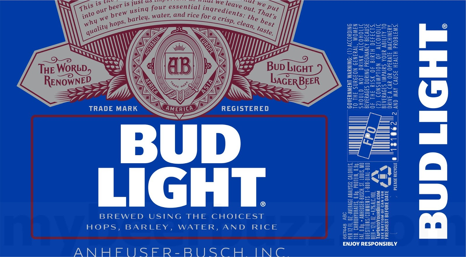 Bud Light Reveals NFL 100th Anniversary Limited Edition Cans