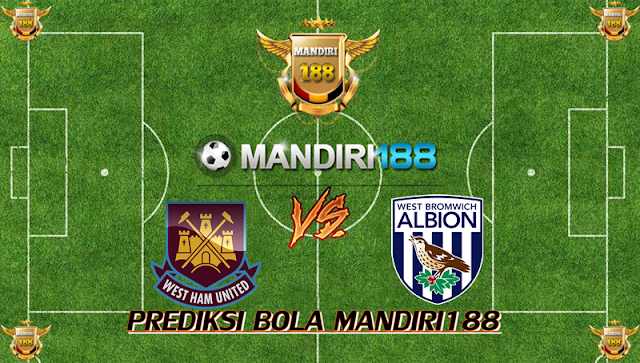 AGEN BOLA - Prediksi West Ham United vs W.B.A 3 Januari 2018