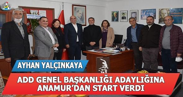SİYASET,Anamur Haber,CHP ANAMUR,ADD ANAMUR ŞUBESİ,