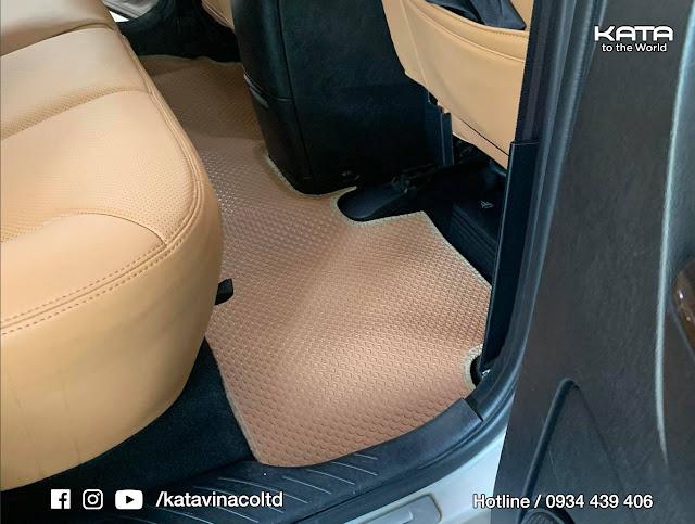 Thảm lót sàn ô tô Ford Escape 2009