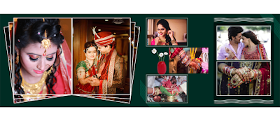 Wedding album Design PSD File by Abc4you