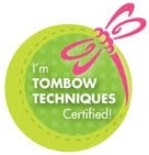 Certification Tombow