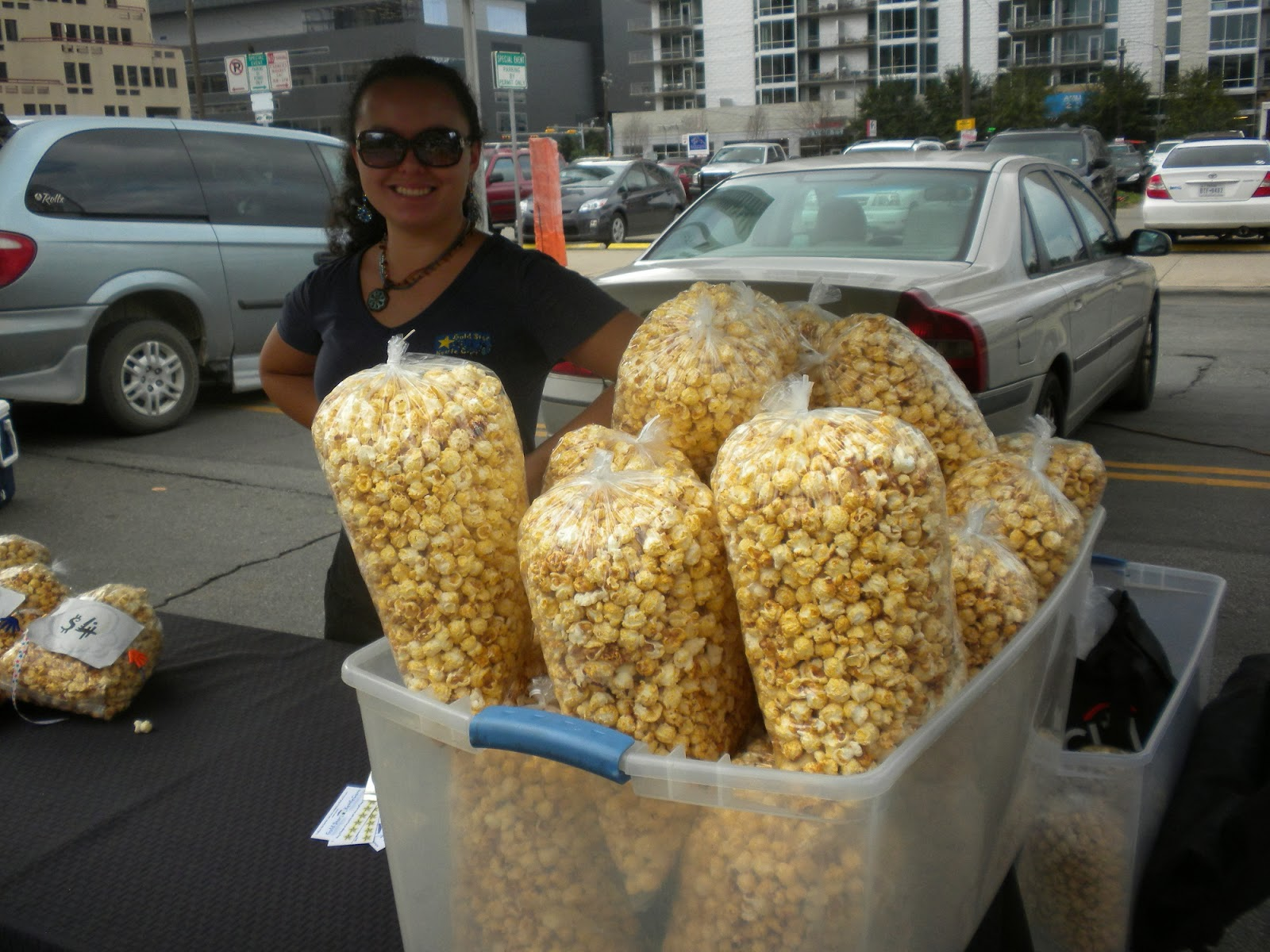 Pictures Of Bags Popcorn