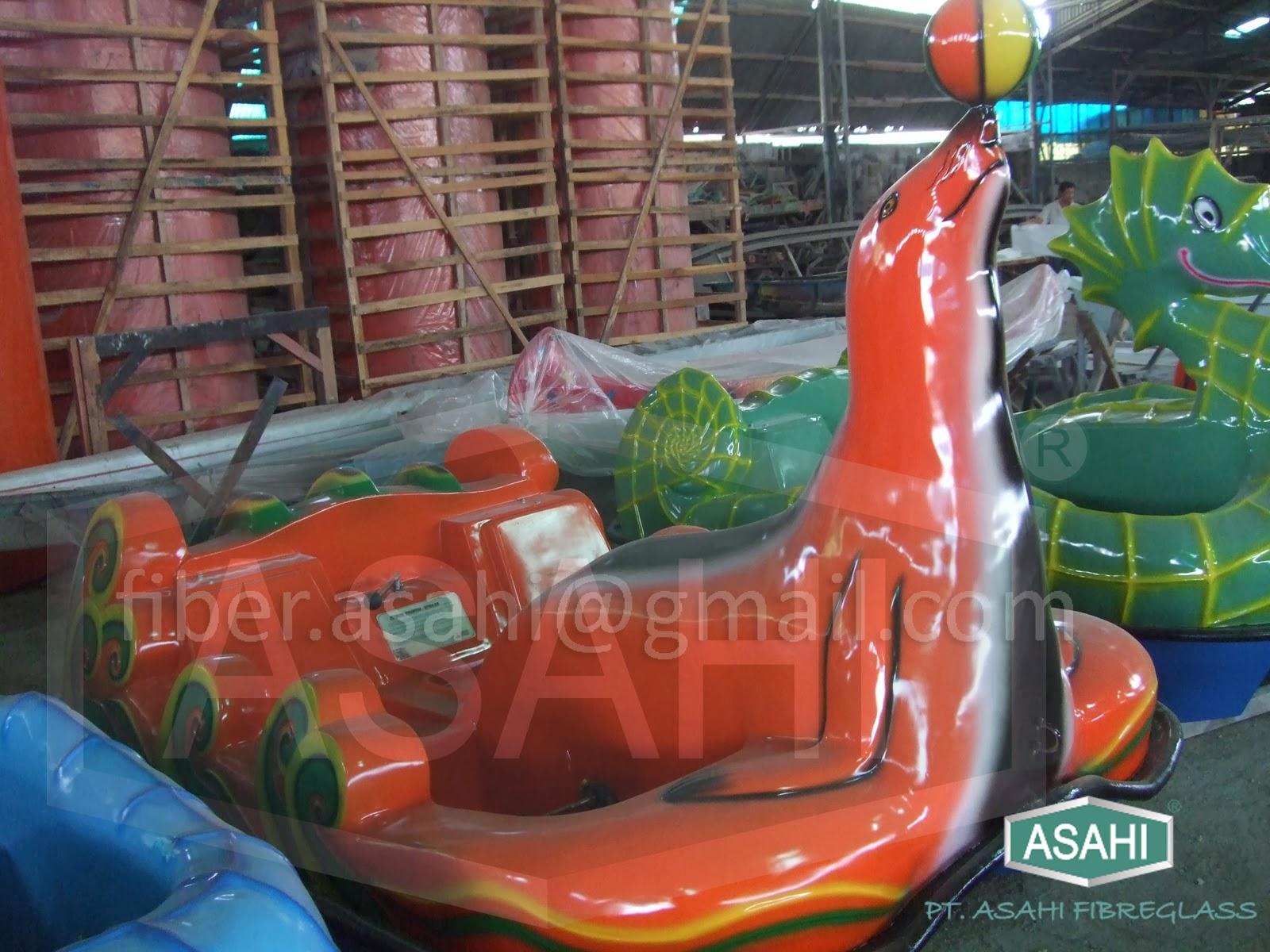 Sepeda Air Asahi