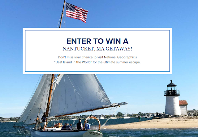 Vineyard Vines will award one lucky winner with an all expenses paid trip to the best island in the world, Nantucket, Massachusetts!