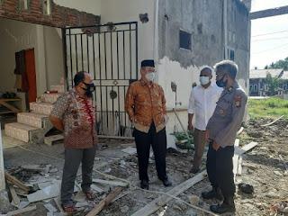 Kasat Binmas Polres Wajo Silaturahmi Ke Pimpinan Muhammadiyah,Ini Yang Disampaikan