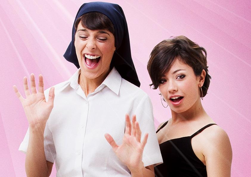 Belén Cuesta y Anna Castillo en La llamada