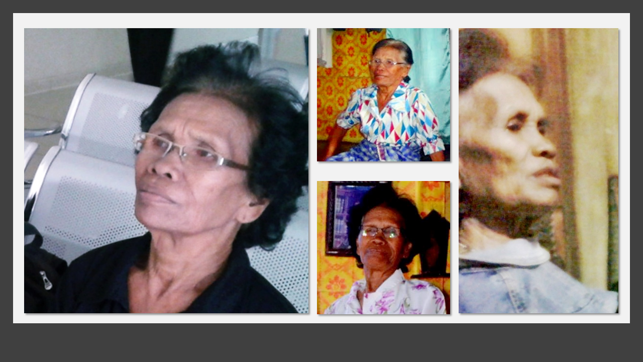 RIP Ruli Seferia Sitanggang (Op. Christophel Boru Sitanggang)