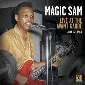 Magic Sam's Live At The Avant Garde