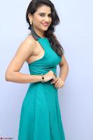 Priya Singh in a sleeveless Green Gown at Manasainodu music launch 011.08.2017 ~ Exclusive Celebrity Galleries 046.JPG