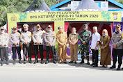 Pantau Kesiapan Personil, Kapolda Sulsel Kunjungi Kabupaten Sidrap