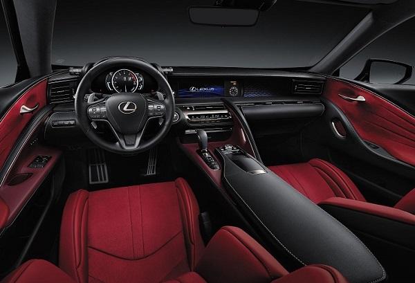 Lexus LC 500 Coupé