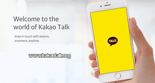 KakaoTalk es la aplicacion mas utilizada en Corea del Sur