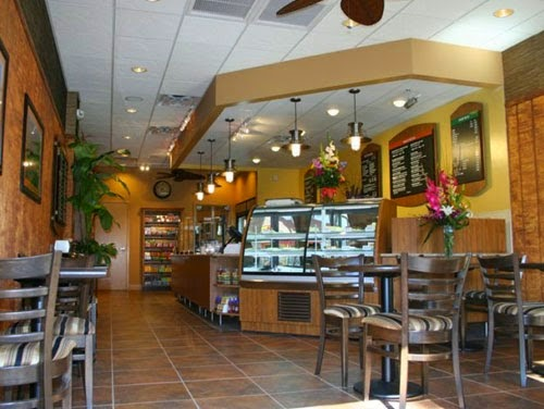 Desain Interior Café yang Unik dan Keren