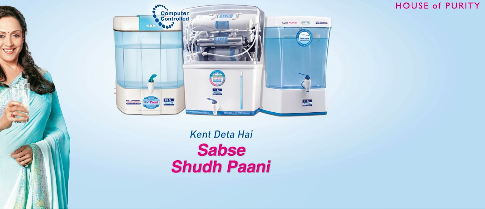 Ken Water Purifier