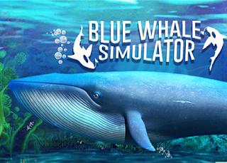 Blue Whale Simulator - Deep Ocean