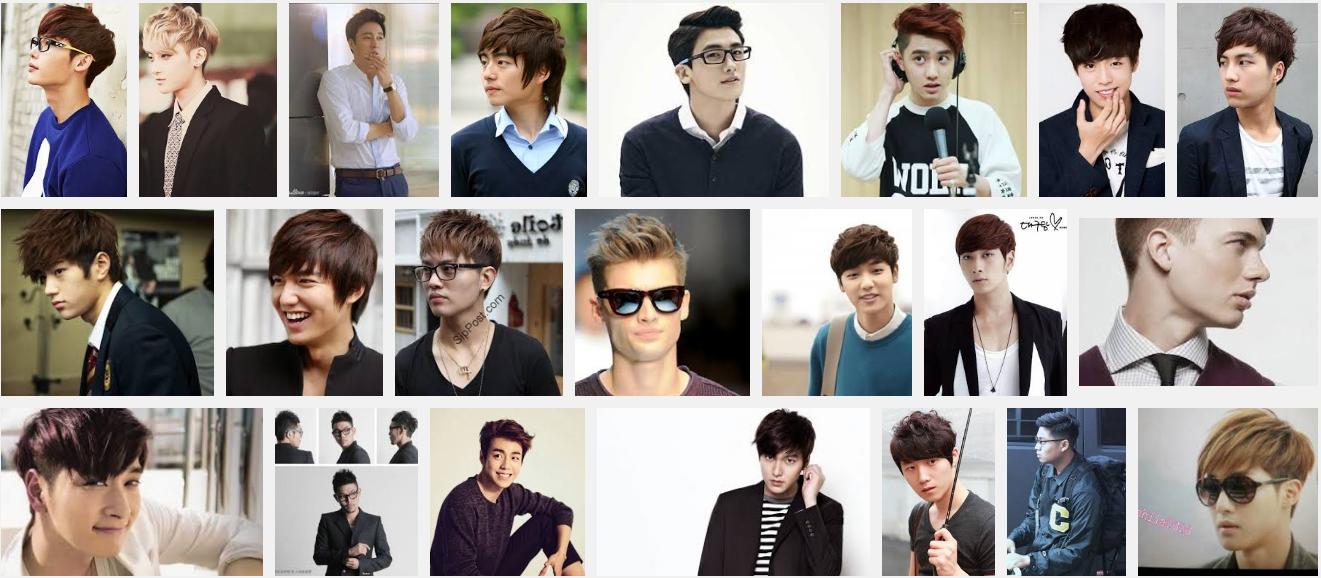 Model Rambut Pria Korea Pilihan Pria Indonesia