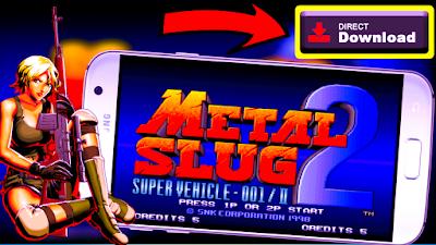 metal slug 2 download