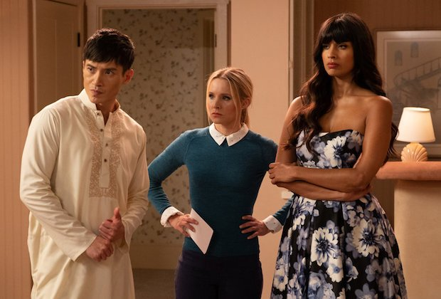 the good place season 4 episode 4 jason eleanor tahani - NBC Gives The Good Place an Eventful Sendoff