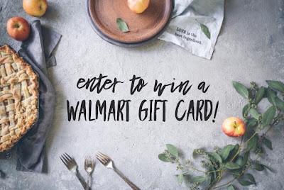 Enter the November $200 Walmart Giveaway. Ends 11/30 Open WW