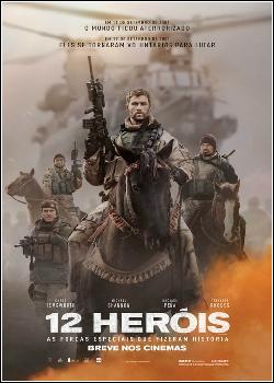 12 Heróis Dublado