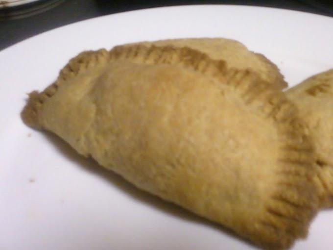 Healthy Meat Pie!