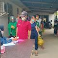 Selain Oprasi Pasar, Disdagtrin Juga Himbau Orang Kaya Tidak Gunakan Elpiji 3 Kg