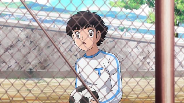 Captain Tsubasa Temporada 1 (2018)