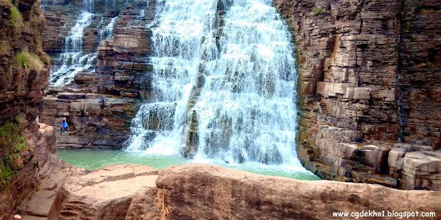 Teerathgarh Falls