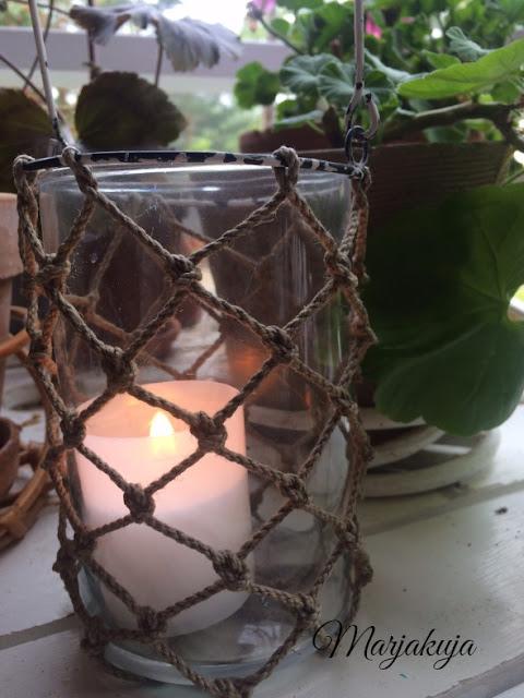 juuttinaru kynttilä