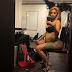 Cardi B flaunts baby bump