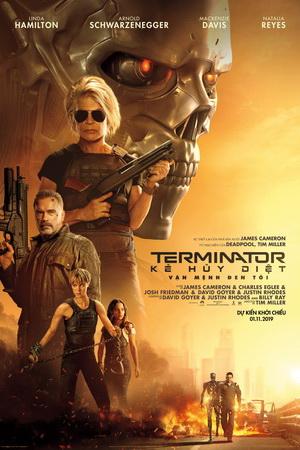 Kẻ Hủy Diệt : Vận Mệnh Đen Tối - Terminator: Dark Fate