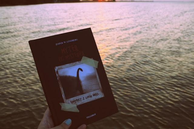 Uhyret i Loch Ness af Jesper W. Lindberg