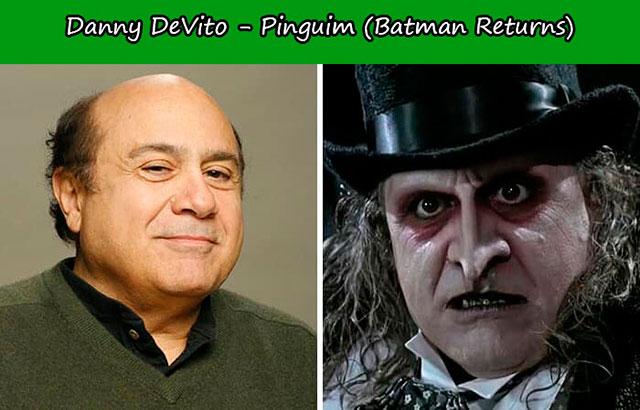 Danny DeVito - Pinguim (Batman Returns)