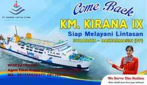 Kapal Dharma Lautan Murah