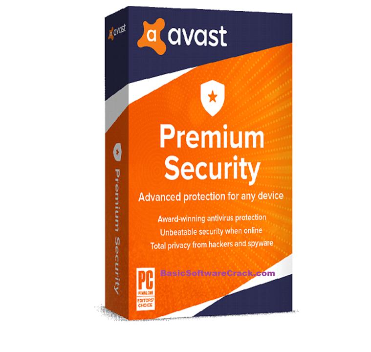 Avast Premium Security v21.2.2455 Build 21.2.6096.561 Free Download
