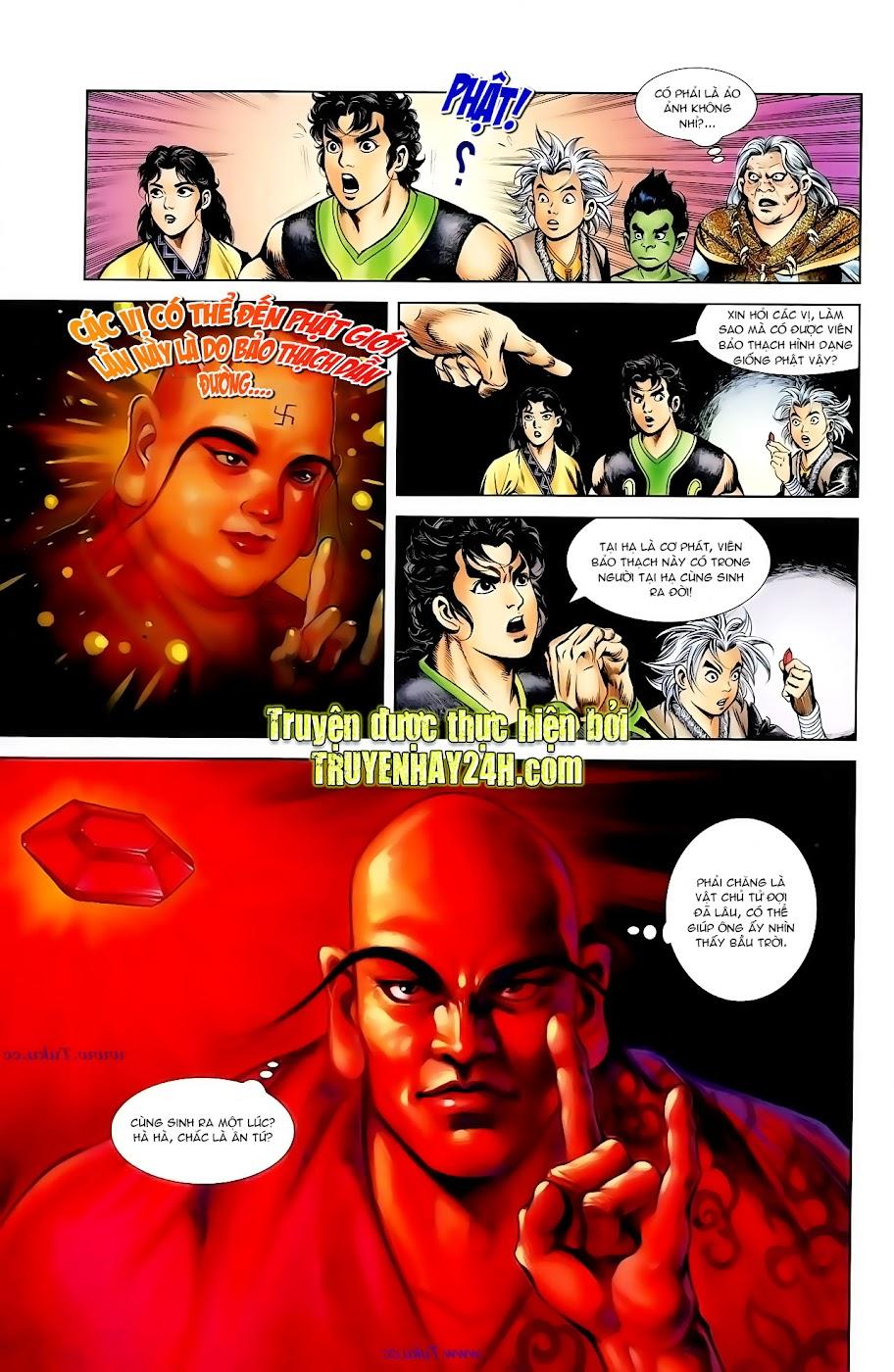 Cơ Phát Khai Chu Bản chapter 97 trang 27