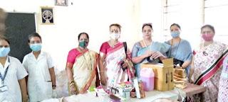 भायंदर में महिलाओं व बच्चों के लिए मुफ्त आरोग्य शिविर संपन्न | #NayaSaberaNetwork