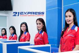 Lowongan Kerja PT 21 Ekspres Padang September 2021