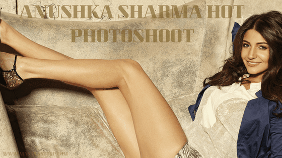 Whether or not Bollywood Diva Anushka Sharma's fashion is always on point, she definitely has come a long way. Have a look at some of Ansuhka Sharma hot photoshoot and judge which dress suits best for Ansuhka Sharma.