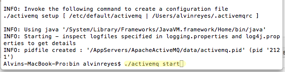 JMS Development Fundamentals using Apache ActiveMQ | Java Code Geeks